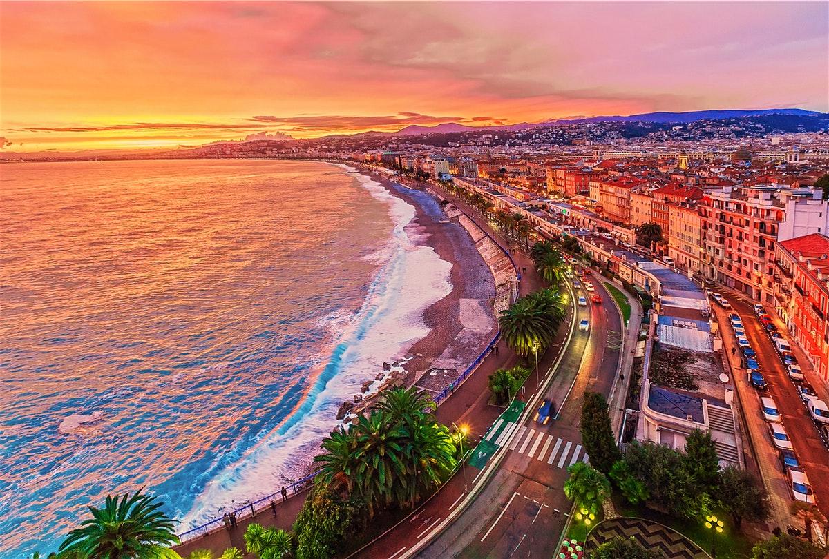 Nice - Cannes - Monaco