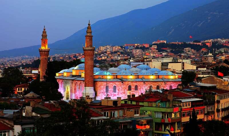 Istanbul - Burssa