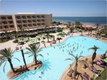 Hotel Vincci Rosa Beach Thalasso Spa Tunisie