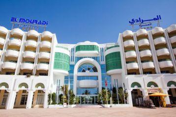 Hotel El Mouradi El Menzah Tunisie