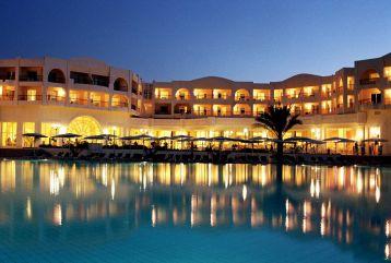 Hotel El Mouradi Mahdia  Tunisie