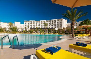 Hotel Saphir Palace & Spa Tunisie